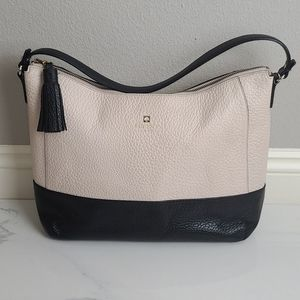 Kate Spade Southport Ave Cathy Leather Hobo Purse